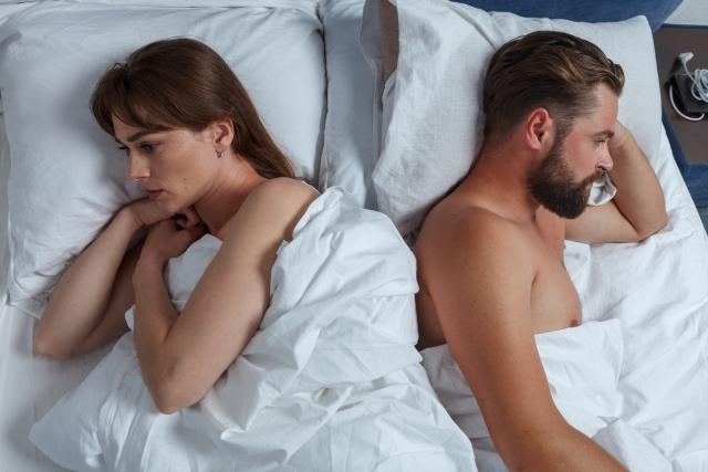 セックスレスを乗り越える話し合いは時間の無駄。執着するのはもうやめよう
